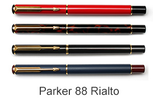 Parker 88 And Rialto